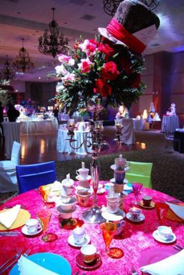 Alice in Wonderland Wedding Theme | Fantastical Wedding Stylings