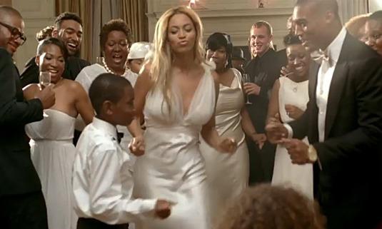 Image Result For Beyonces Wedding Dress In Best I Never Had