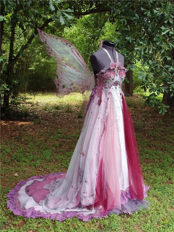 Faerie Wedding Theme | Fantastical Wedding Stylings