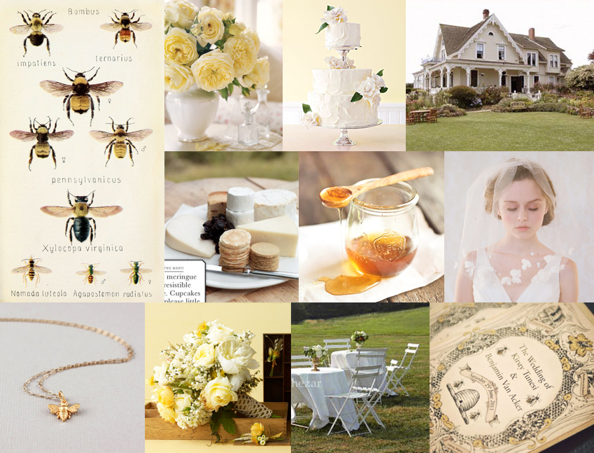 honey-bee-themed-garden-wedding