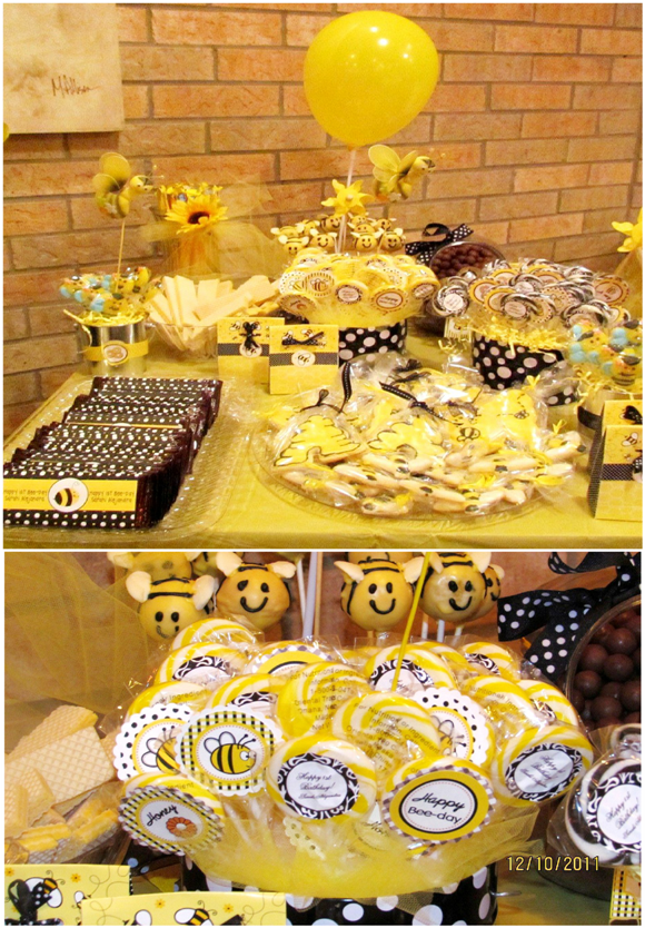 Bee Wedding Theme