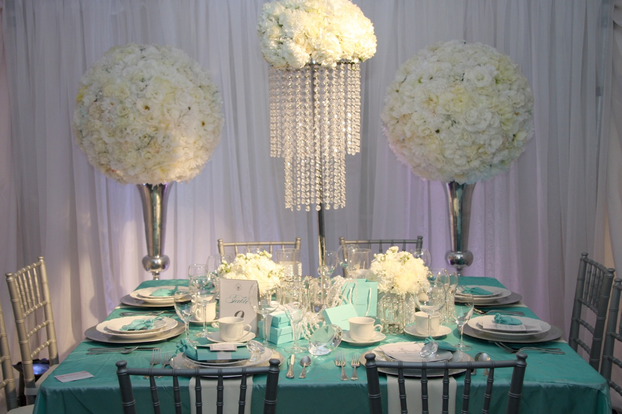 Breakfast At Tiffanys Wedding Theme Fantastical Wedding Stylings