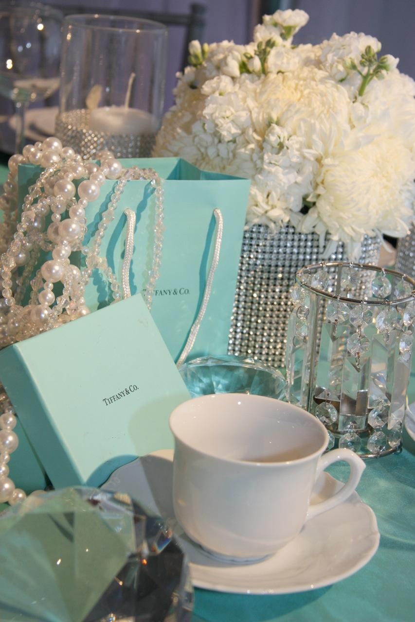 Breakfast At Tiffanys Wedding Theme Fantastical Wedding Stylings