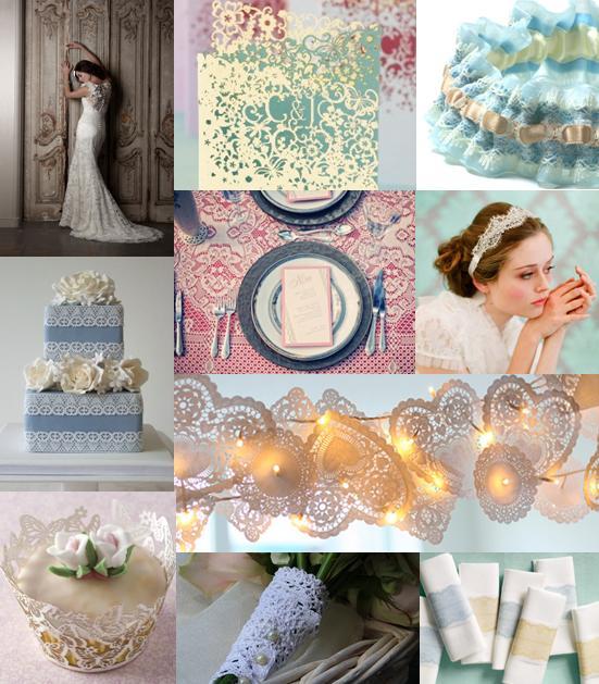 Fantastical Wedding Stylings