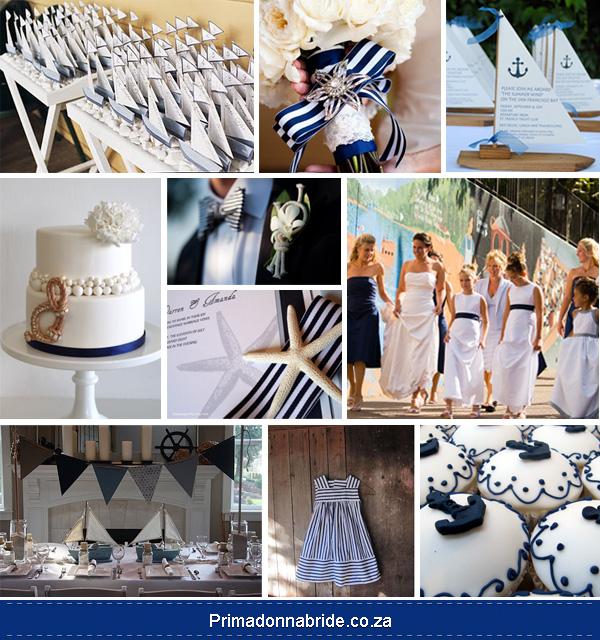 Nautical Wedding Theme Fantastical Wedding Stylings