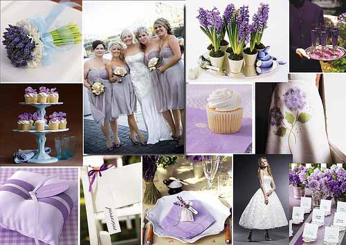 Champagne And Lavender Wedding Theme Choice Image - Wedding ...
