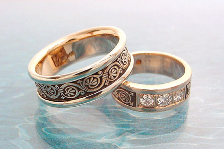 Wedding Rings Pictures welsh celtic wedding rings