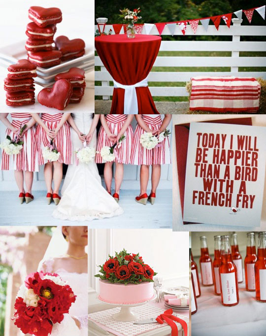 valentine's day wedding theme | fantastical wedding stylings, Ideas