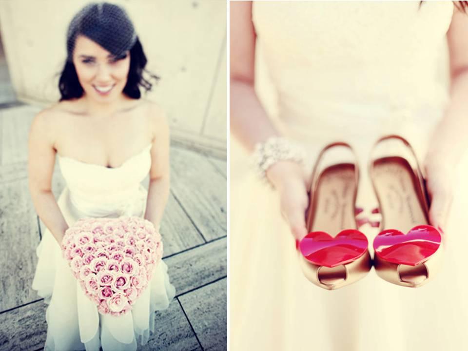 Valentine S Day Wedding Theme Fantastical Wedding Stylings