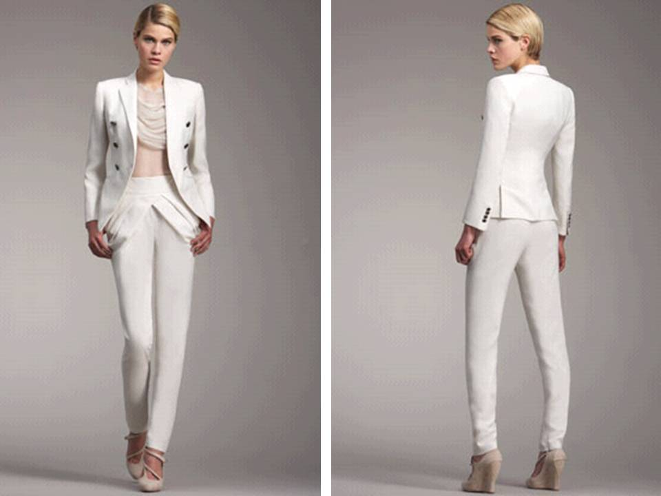 Elegant  Suits Outfit Bridal Pantsuits Dresses Pants Suits Misty Lane