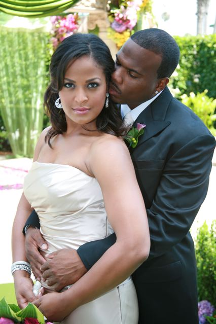 muhammad ali daughter wedding