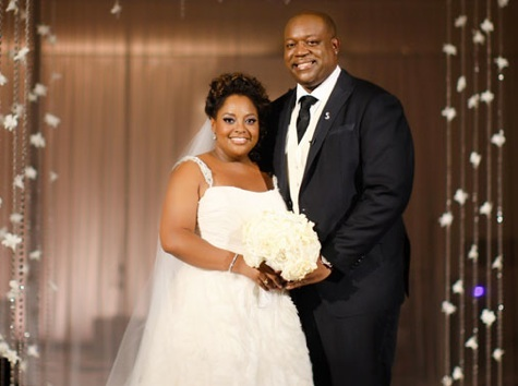 Sherri Shepherd And New Hubby Lamar Sally Make An Adorable Example Of Black Love Is A Co Hostess The View TV Writer