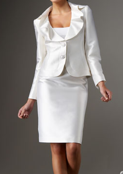 Skirt Suits For Weddings 94