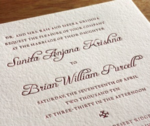 Wedding invitations decoding the wording fantastical wedding wedding invitation stopboris Image collections