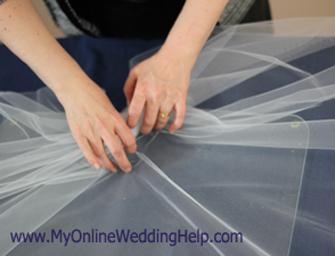 DIY Wedding Veil | Fantastical Wedding Stylings