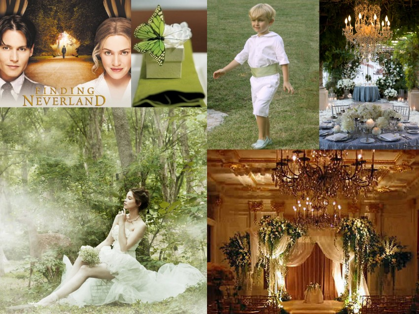 Fantasy Wedding Theme Fantastical Wedding Stylings