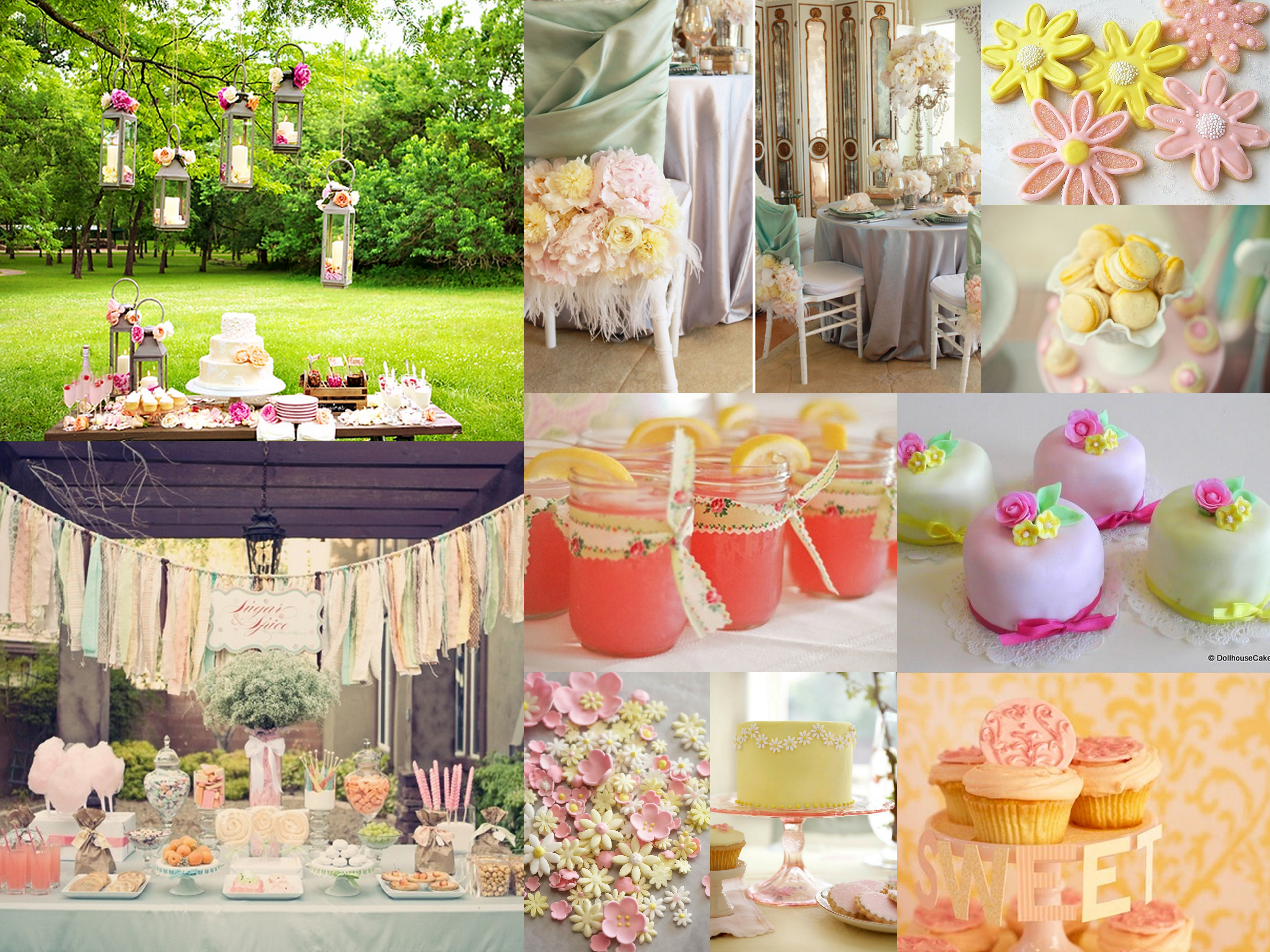 Marry Month of May Wedding Theme | Fantastical Wedding ...