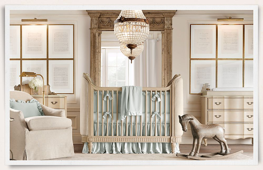 Alfa img - Showing > Restoration Hardware Nursery Furniture