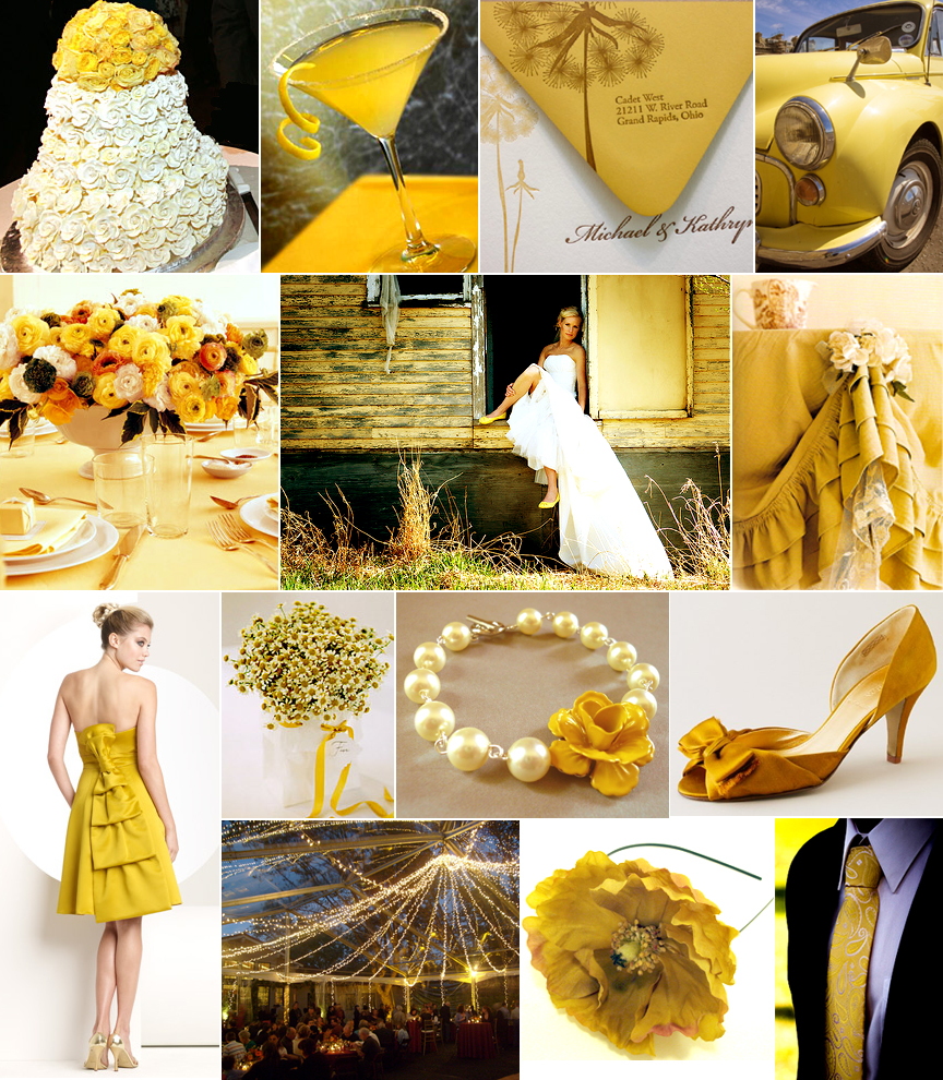 DA Weddings' Picks: Summer Wedding Colours
