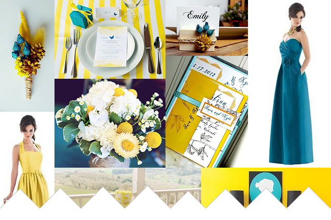 DA Weddings\' Picks: Summer Wedding Colours | Fantastical Wedding ...