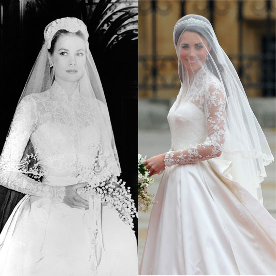Princess Grace Bridal Inspiration
