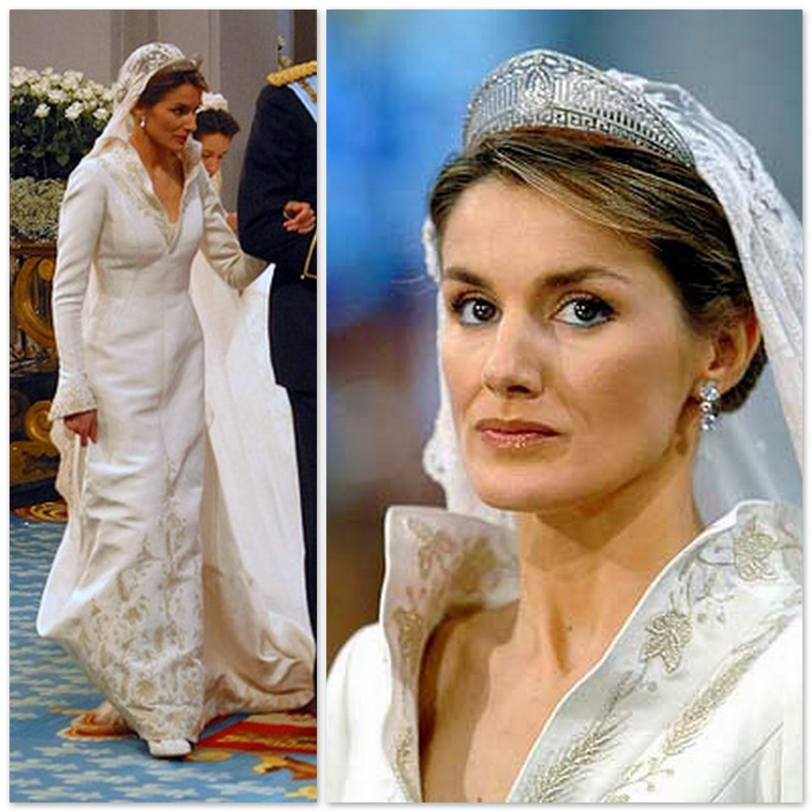 Iconic Wedding Dresses & their Iconic Spin-Offs   Fantastical ...