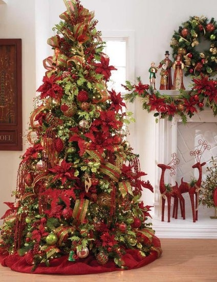 Christmas 101 tanenbaum colour combos fantastical - Decoration sapin de noel tendance ...