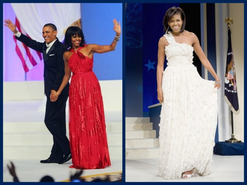 Inaugural Gown Collage_MichelleObama