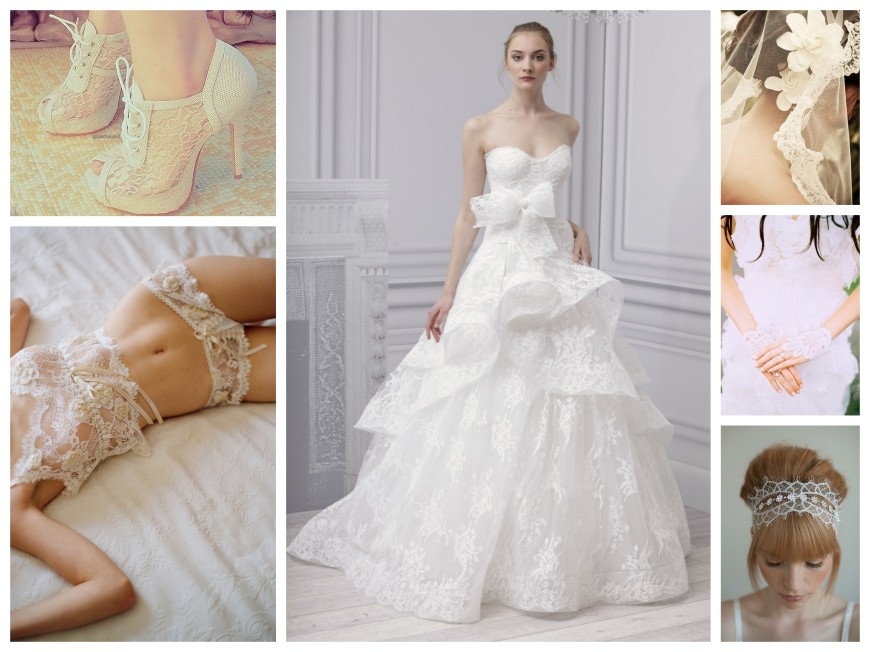 Lace Collage_Bridal