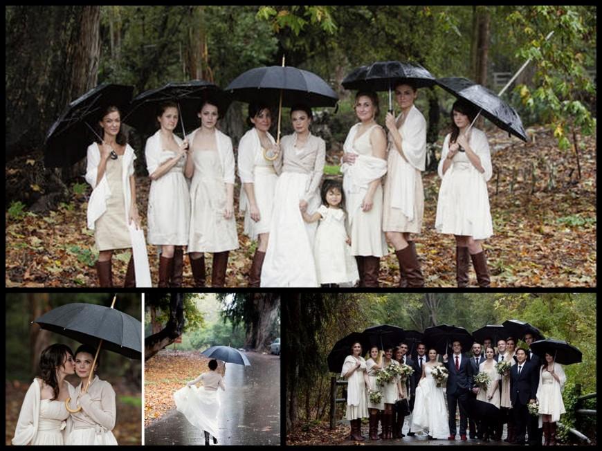 Rainy Day Collage_White