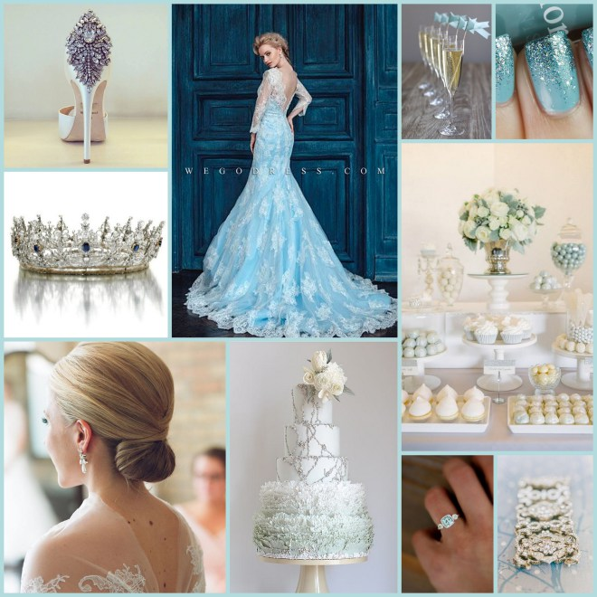 Frozen Wedding Collage2