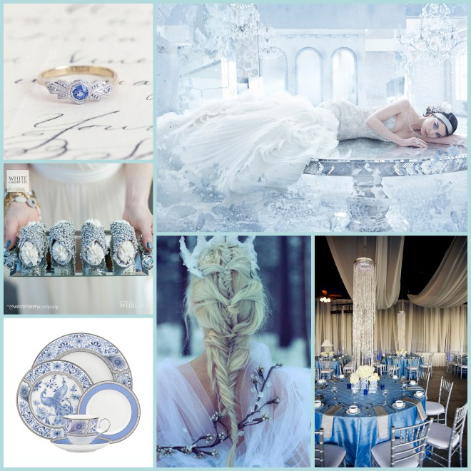 Frozen Wedding Collage4