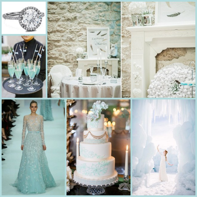 Frozen Wedding Collage5